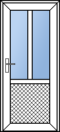 Facadedøre - VIKA Vinduer