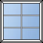 Topstyrede vinduer - VIKA Vinduer