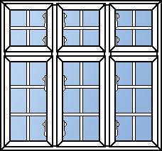 Dannebrog vinduer - VIKA Vinduer